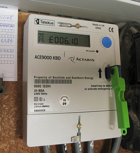 Install Utility Meters : Nigeria sets sail to pre paid meters installation plan