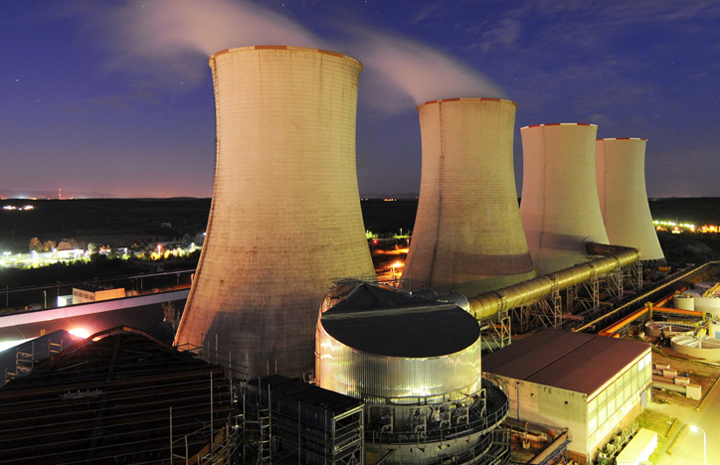 Hwange-Thermal-Power-Plant