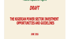 nigerian-power-sector-investment-opportunities-and-guidelines-2016