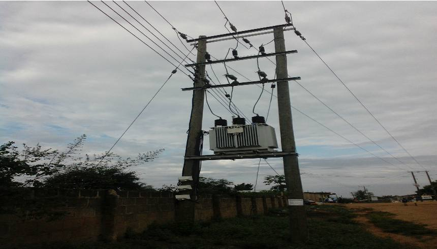 Lightning Strikes On Pole Mounted Transformers Nigeria