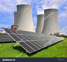 Solar and Power Plant