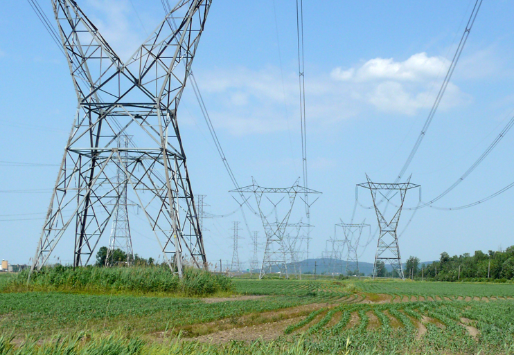 transmission towers project ELP