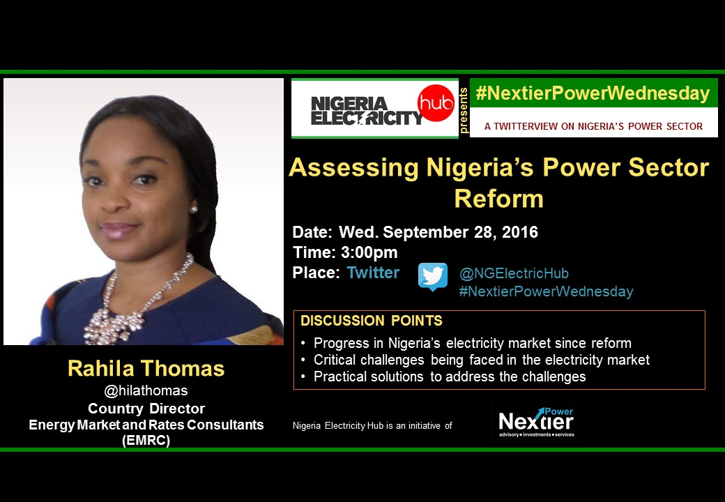Power sector reforms in nigeria pdf viewer