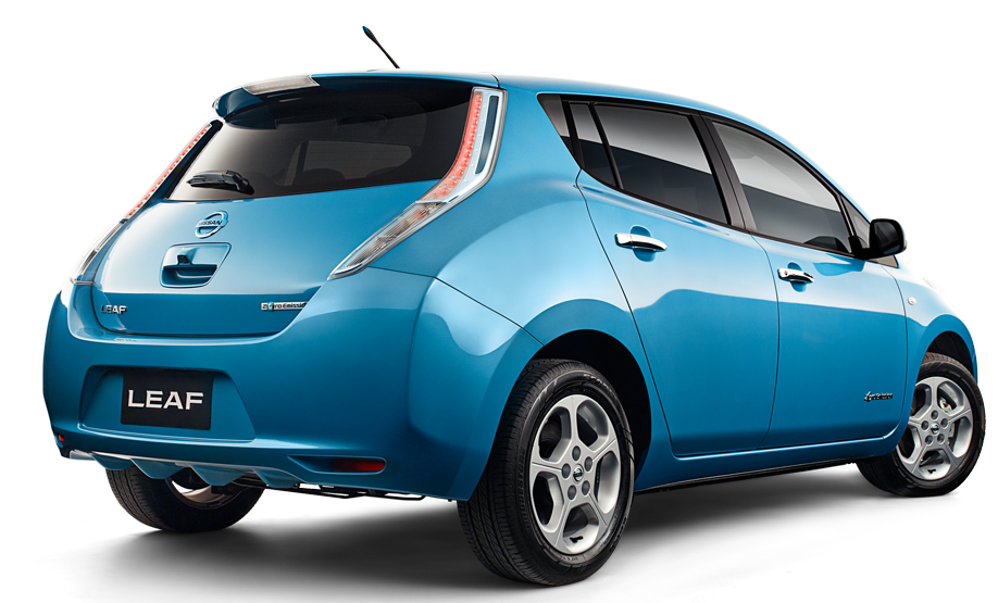 Nissan Leaf To Supply Electricity National Grid