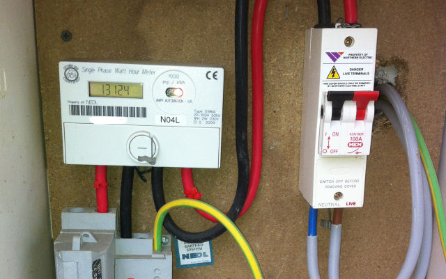 Towards Effective Metering Of Electricity Consumption